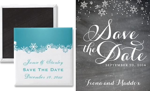 Christmas Party Save The Date Cards.Christmas Wedding Save The Dates Bi48 Advancedmassagebysara